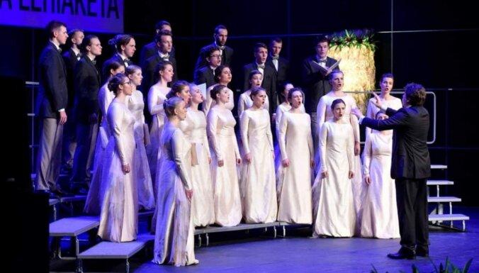 Koris 'Kamēr…' plūc laurus Tolosas koru konkursā