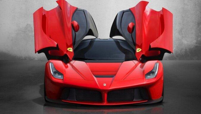 Ferrari, Lamborgini и Bentley могут покинуть российскй рынок