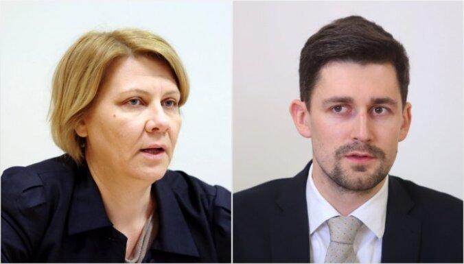 VM valsts sekretārei izsaka rājienu un pazemina amatā, Henkuzenam – disciplinārlieta (plkst. 21.27)