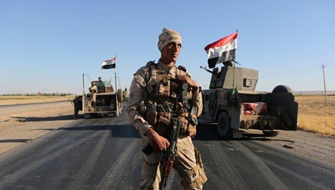Иракская авиация начала бомбить позиции ИГ в Сирии