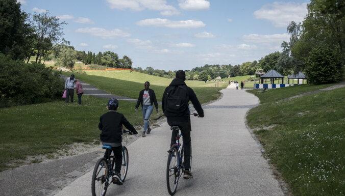 Во Франции продолжили ослаблять введенные из-за пандемии ограничения