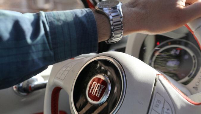 'Fiat Chrysler Automobiles' piedāvā apvienošanos ar 'Renault'