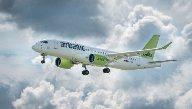 airBaltic возобновляет полеты в Гамбург и Берлин