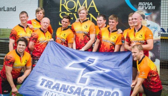 Команда по регби Transact Pro завершит шестой сезон в Дубае