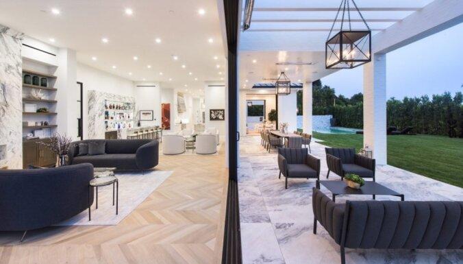 """ФОТО. Дом Леброна Джеймса за 23 млн. долларов — """"скандинавский стиль"""" в Калифорнии?"""