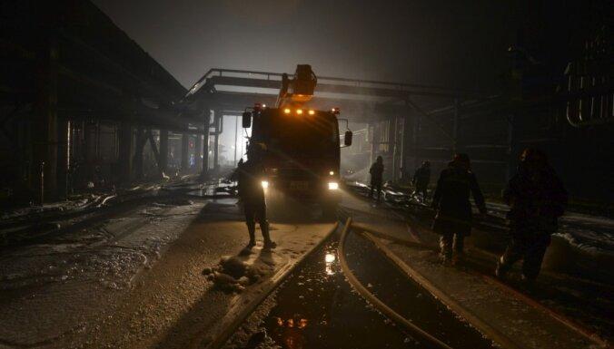 Ķīnā ķīmiskās rūpniecības negadījumos šogad gājuši bojā vismaz 199 cilvēki, atklāj 'Greenpeace'