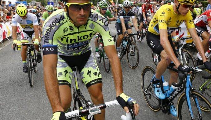 Tinkoff-Saxo Basso rides