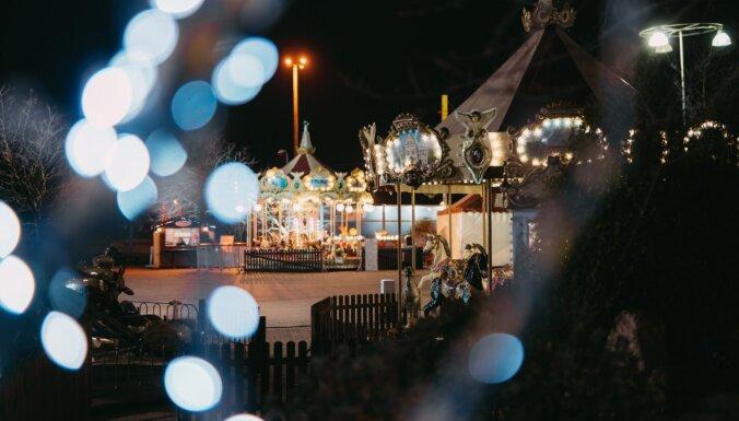 Зимние праздники в Lido: Самое большое в Балтии рождественское лазерное шоу, сотни колокольчиков и много лесных зверей