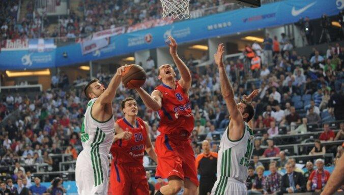 ПАО Блумса вышел в плей-офф Евролиги и попал на ЦСКА