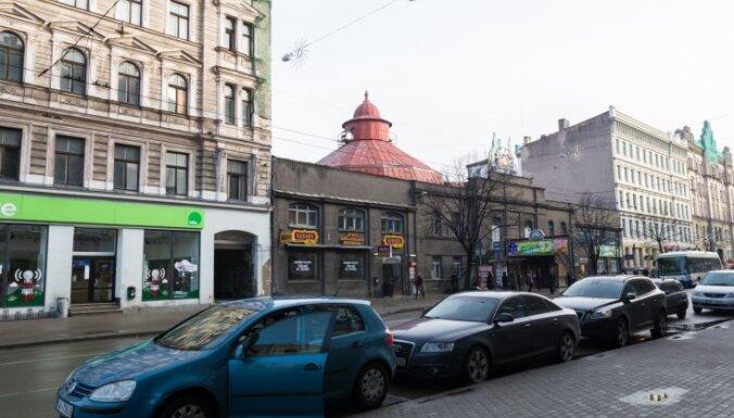 Рижский цирк перестроят в течение 5–7 лет, зрители смогут подняться на крышу здания