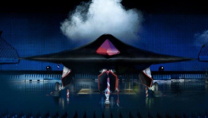 Британия создала беспилотный бомбардировщик пятого поколения