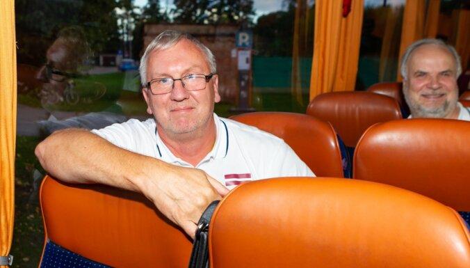 Gada treneris Latvijas volejbolā – Kēls, pludmales volejbolā – Finsters