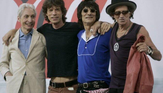 'The Rolling Stones' - visvairāk pelnošie koncertētāji