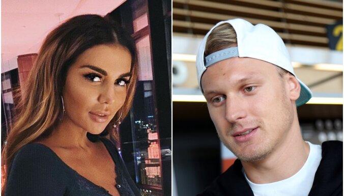 Valšķīgā Anna Sedokova publiski paziņo, ka viņa ir attiecībās
