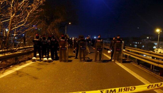 Sprādziena dēļ Stambulā daļēji aptur metro satiksmi