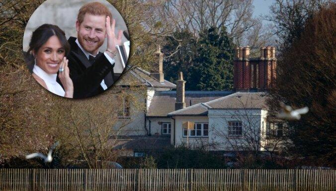ФОТО: Лягушки, йога и русская княгиня - что известно о новом доме принца Гарри и его семьи