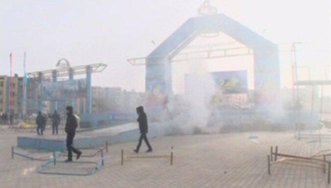 Казахстан: обнаружен единственный выживший пограничник