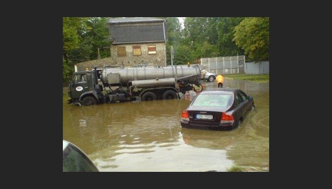 Рига будет готовиться к возможным наводнениям