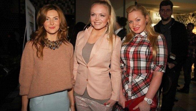 Самые стильные посетители Riga Fashion Week