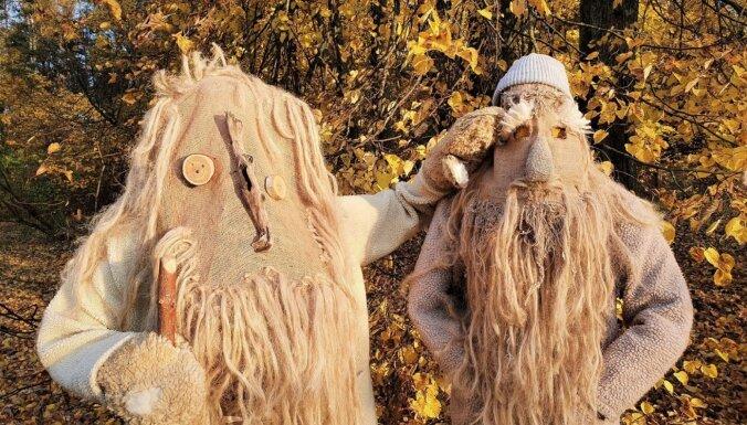 Brīvdabas muzejā atklās tradicionālo masku taku