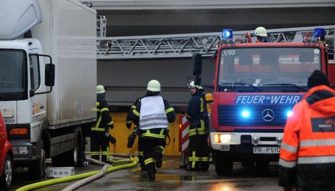 Германия: при пожаре в мастерской погибли 14 инвалидов