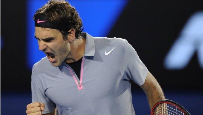Федерер в шестой раз в карьере победил на домашнем турнире