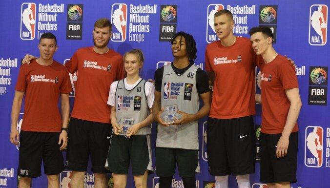 Porziņģa 'Mavericks' un Bertāna 'Wizards' tiksies jau pirmajā NBA sezonas spēlē