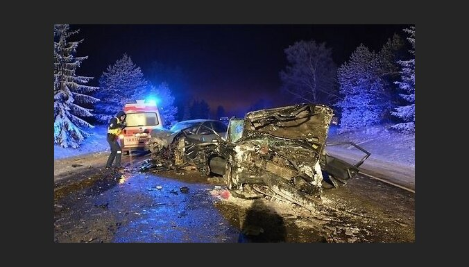 Алкотуризм на латвийско-эстонской границе: на дорогах стало больше аварий