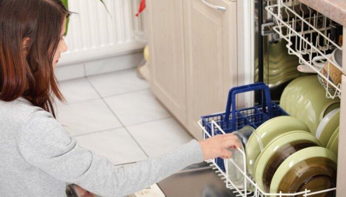 Biežāk sastopamās problēmas un to novēršana trauku mazgājamai mašīnai