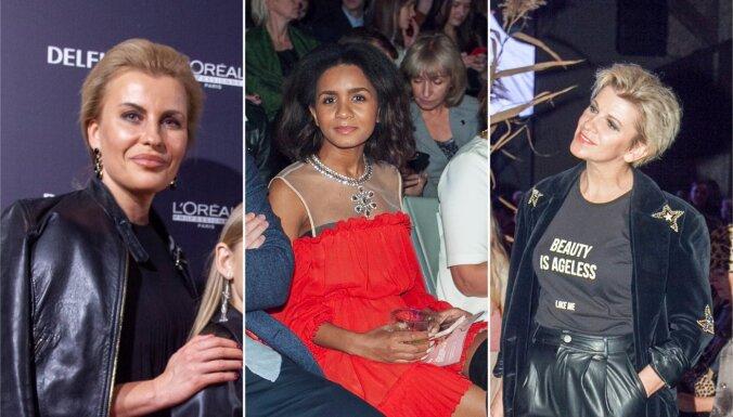 ФОТО: Самые яркие образы гостей Рижской недели моды