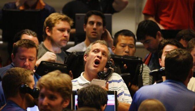 Европейские биржи рухнули на новостях из Греции