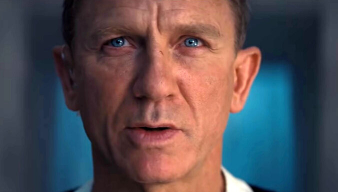 Noskaties! Publiskots jaunās Bonda filmas pirmais oficiālais treileris