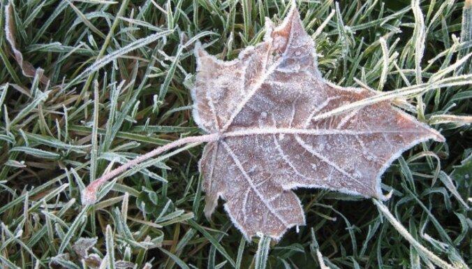 В двух городах Латвии побит рекорд холода для 5 октября