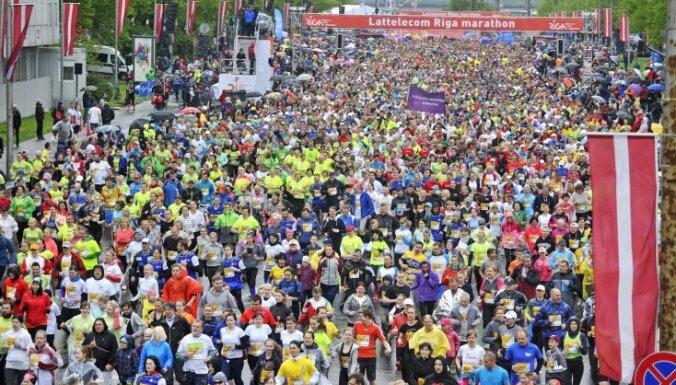 Рижский марафон сменит название из-за ребрендинга в компании Lattelecom