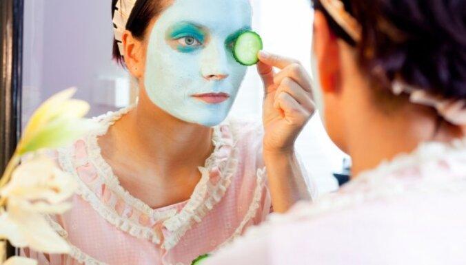 Trīs vienkārši padomi, kā likvidēt sejas ādas problēmas