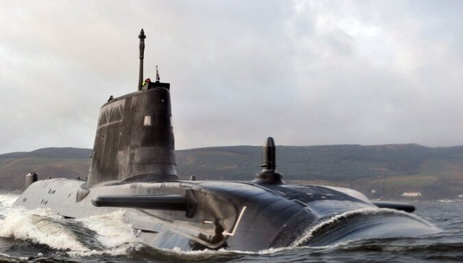 Член экипажа британской подлодки убил коллегу на борту