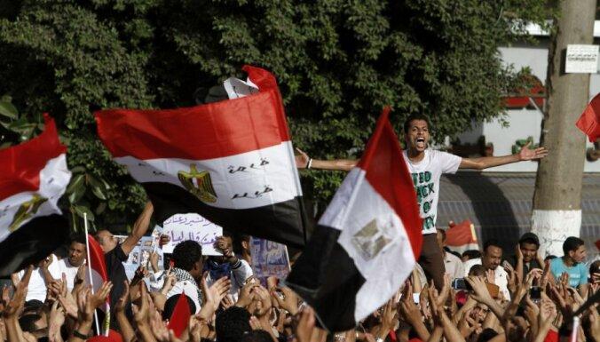 Pēc sprieduma Mubarakam un viņa režīma pārstāvjiem nolasīšanas Ēģiptē izceļas plašas demonstrācijas