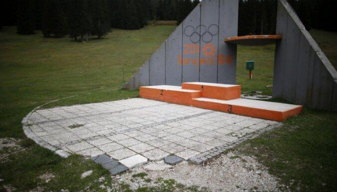 Фоторепортаж: олимпийские объекты Сараево спустя 30 лет