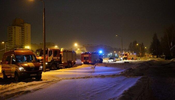 Ugunsgrēkā Rīgā dzīvību zaudējis vīrietis