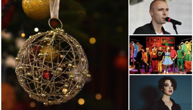 Sirsnīgas, jestras un pārdomu pilnas – latviešu mūziķu dziesmas šajos Ziemassvētkos