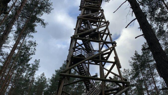 Iespēja izlocīt kājas: 13 kilometru garš pārgājiens no Bumbu kalniņa līdz Baltajai kāpai