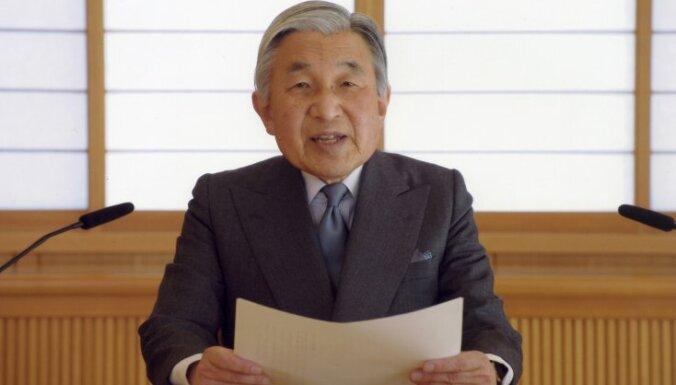 Императору Японии Акихито исполняется 80 лет