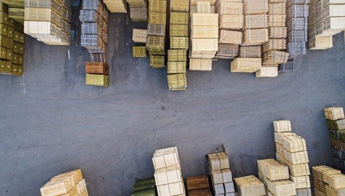 Новые возможности для экспорта латвийской древесины в США