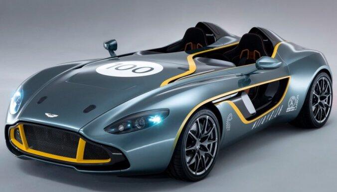 'Aston Martin' pārdevis abus jubilejas spīdsterus