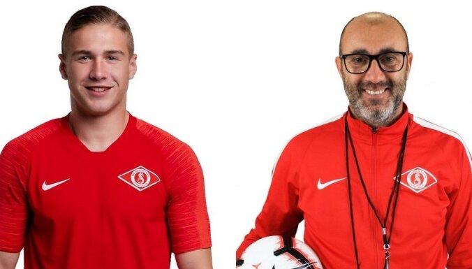 'Spartaks' plūc laurus Latvijas futbola virslīgas mēneša izcilnieku noteikšanā