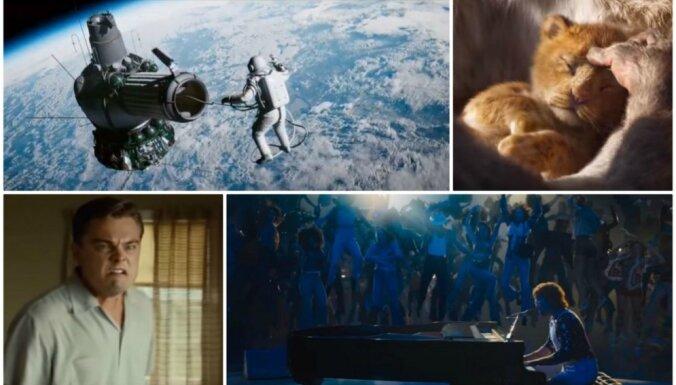 Tarantino atgriešanās un Eltona Džona slavas zenīts. 10 gaidītākās 2019. gada filmas