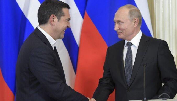 Putins un Ciprs pauž cerības par savstarpējo labo attiecību atjaunošanos