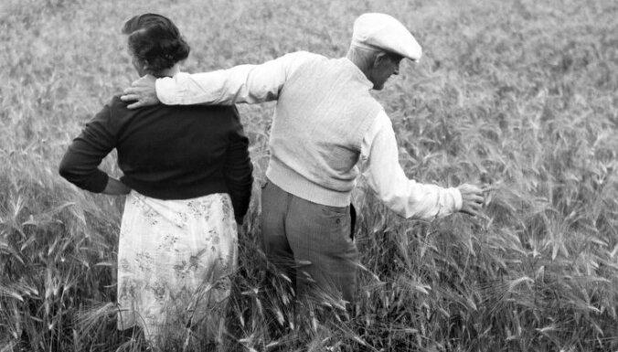 Atklās fotoizstādi par Zviedrijas lauciniekiem pagājušā gadsimta vidū