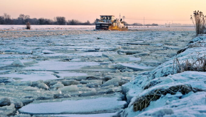 Польша строит канал через Балтийскую косу и создаст искусственный остров