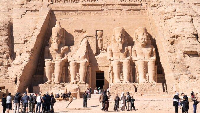 Ceļojuma stāsts: Alīnas un Jēkaba Nīlas kruīzs ar ēģiptiešu draugiem